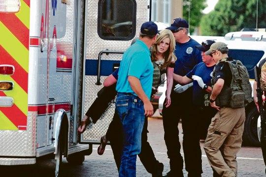 Tulistamine New Mexicos: raamatukogus lasti maha kaks naist