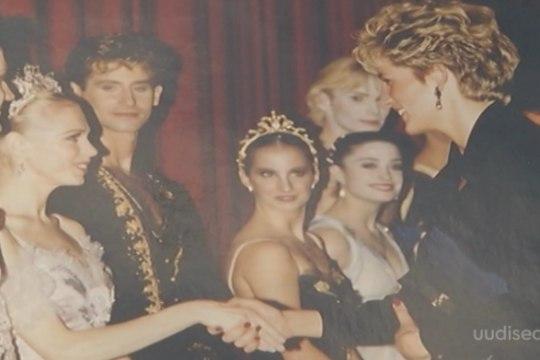 TV3 VIDEO | Diana lemmiktantsija Age Oks meenutab kohtumisi printsessiga: hiljem sai temaga täitsa tavainimese kombel vesteldud