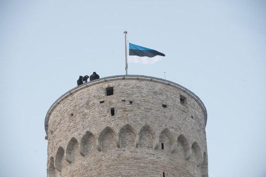 MÄLUMÄNG   Kui hästi tunned riigikogu hoonet ja Toompea lossi?