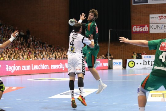 Eesti käsipallurid valitsevad maailma tugevaimas klubisarjas
