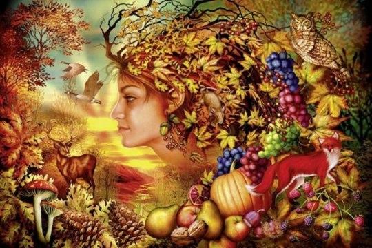 День осеннего равноденствия: обряды на счастье и семейное благополучие от Илоны Калдре