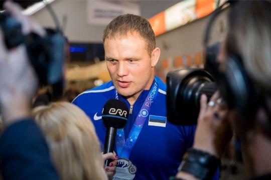 VÄGEV! Heiki Nabi võitis järjekordse tiitlivõistluste medali