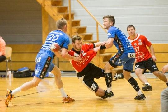 Põlva Serviti sai Eesti käsipalli El Clasicos kindla võidu