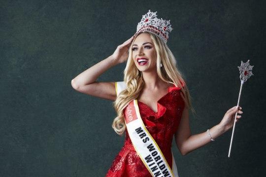 Mrs Worldwide võitja Triinu Akimseu: iludusvõistlusel töötatakse teinekord lausa 20 tundi järjest!