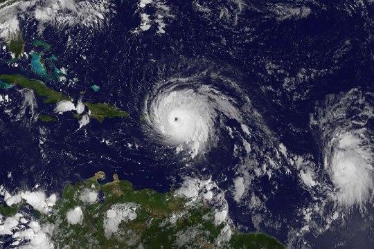 Eestlanna Floridas: orkaan Irma eel on nii tänavad kui poeletid täiesti tühjad!