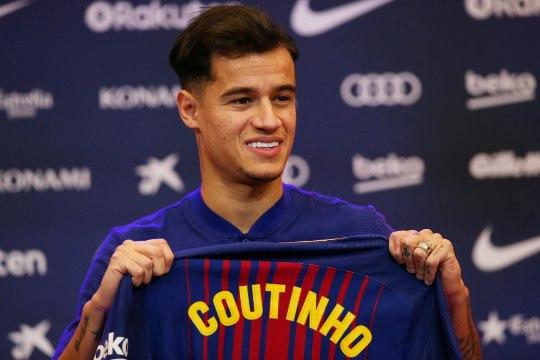 Millal saab Liverpool Coutinho müügist kätte kogu raha?
