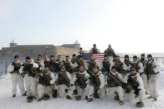 Kas USA tõesti plaanis sõdurite Eestist välja viimist?