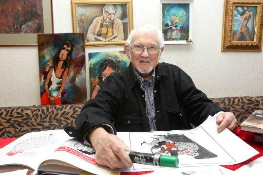 """89aastane Hugo Hiibus: """"Elan valesti ja ebatervislikult."""""""