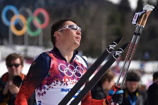 Suusastaaridel Legkovil ja Võlegžaninil kadus olümpialootus, halva uudise said veel 40 Venemaa sportlast