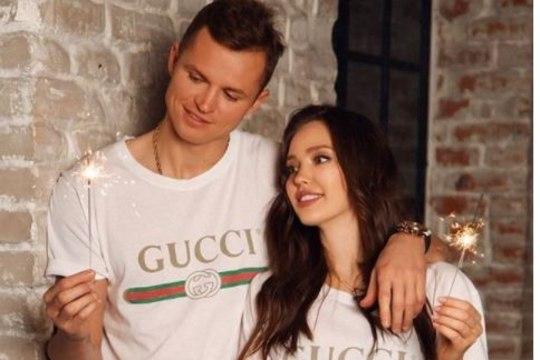 Первые фото беременной жены футболиста Тарасова