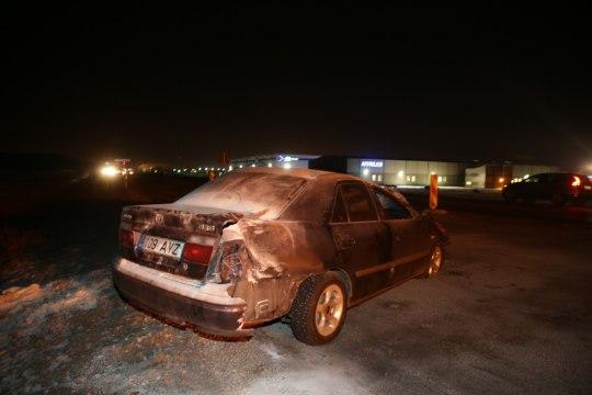 ФОТО: в 6 км от Таллинна произошла тяжелая авария