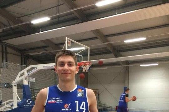 VIDEO | Kristian Kullamäe osales Saksamaa liiga tähtede mängul