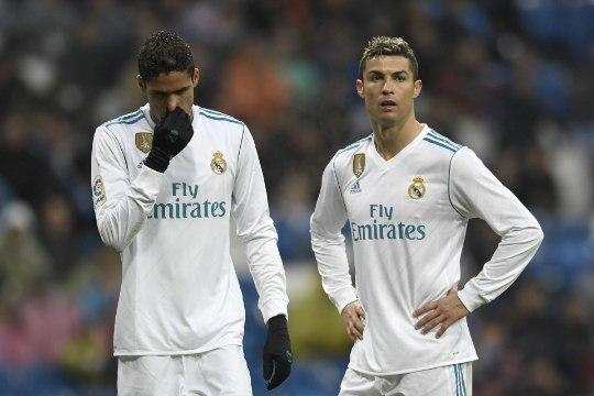 KRAHH! Madridi Real kaotas koduväljakul järjekordse kohtumise