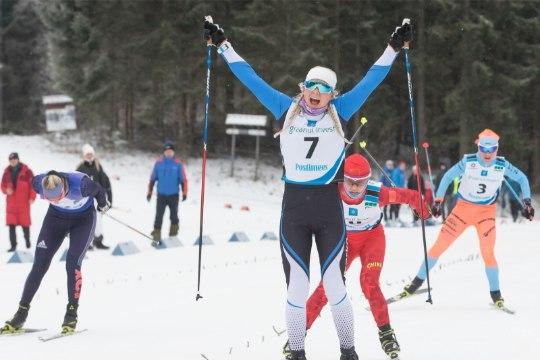 GALERII   VAHVA! Veerpalu päästis kodustel meistrivõistlustel Eesti naiste au