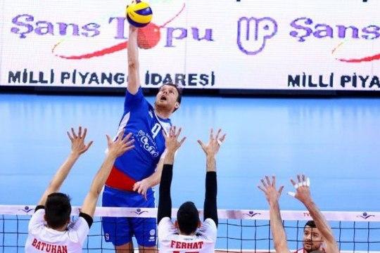 Eesti võrkpallikoondislane tegi tugevas Türgi liigas supermängu