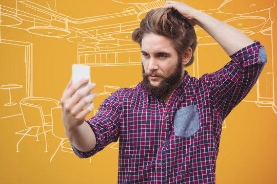 Kui palju baktereid on mehe habemes?