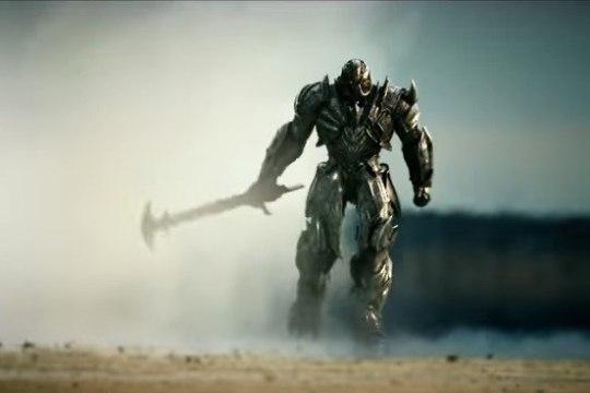 """""""Transformerid: viimane rüütel"""" kandideerib tänavu üheksale Kuldvaarikale"""