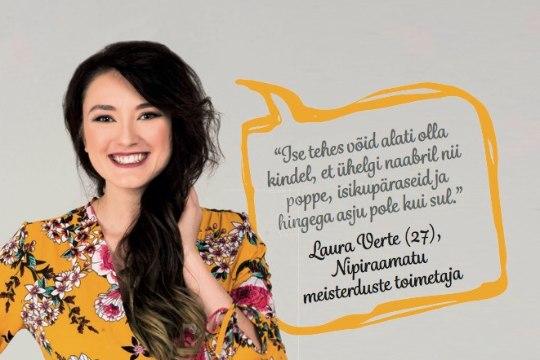 Telli kõige praktilisem ja mitmekülgsem elustiiliajakiri Nipiraamat!