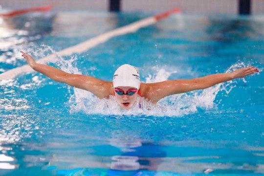 Eesti ujuja teostab Itaalias olümpiaunistust