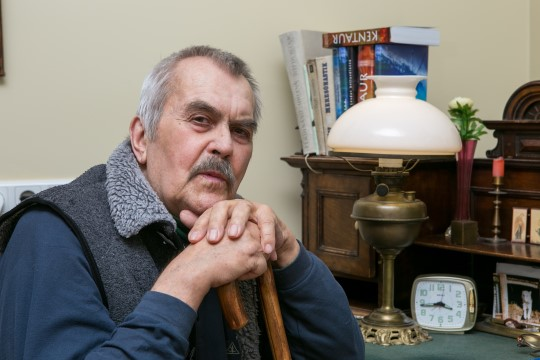 """Nikolai Baturin: """"Mõtlesin, et hooldekodus enam sulge kätte ei võta. Aga mis ma ikka lakke vaatan?"""""""