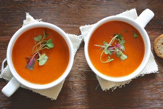 Smuutide asemel teevad ilma supid ja vahukoore asemel vegan-magustoidud