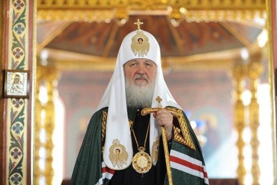 Патриарх Кирилл назвал условие наступления конца света