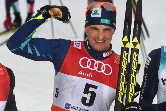Лыжник из Казахстана не понял вопрос на английском и ответил матом