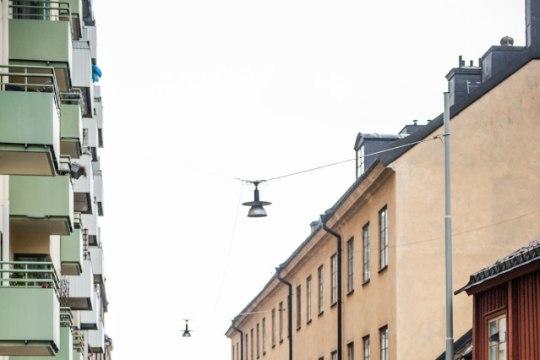 В Стокгольме возле станции метро прогремел взрыв. Погиб человек