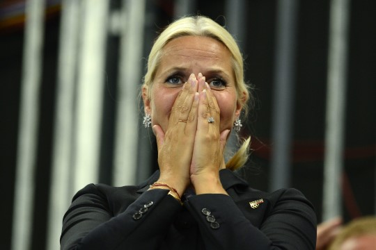 """Norra printsess oma haigusest: """"Arvasin, et mul algas menopaus!"""""""
