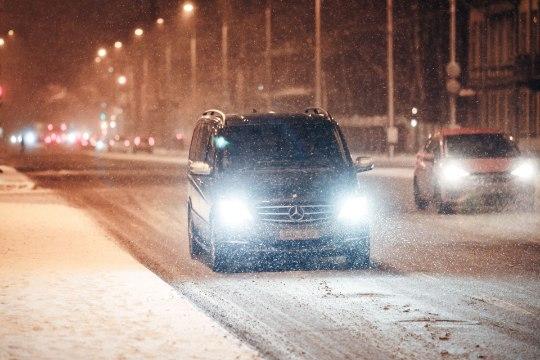 Спасательный департамент получил около 100 вызовов в связи со штормом в Эстонии