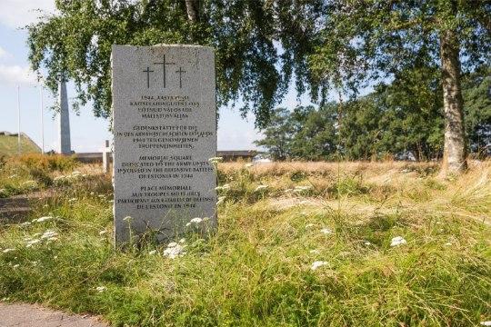 В Таллинне на Маарьямяги нашли останки немецких солдат