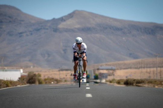 Metsik Rait Ratasepp on üheksa päevaga läbinud üheksa Ironmani, homme puruneb rekord!