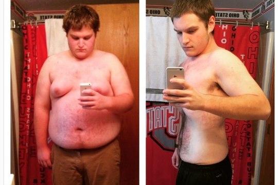 HEA MOTIVAATOR: vaata, miks ja kuidas ülekaaluline noormees 73 kilo alla võttis
