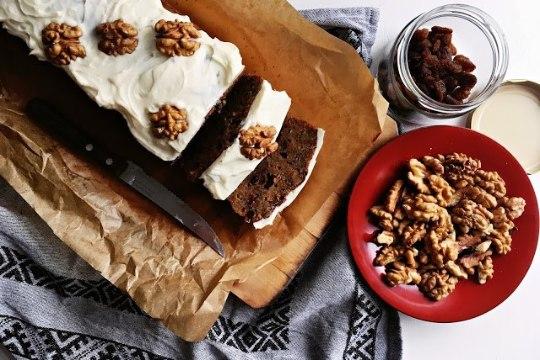 BLOGI   Sügisesed maitsed: soojendavate vürtsidega porgandikeeks