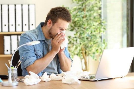 TÕBISENA TÖÖL: miks sa ei taha endale tunnistada, et oled haige?