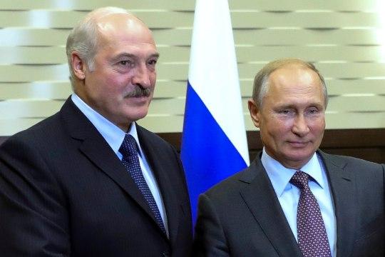 Лукашенко высказался о возможности присоединения Белоруссии к России