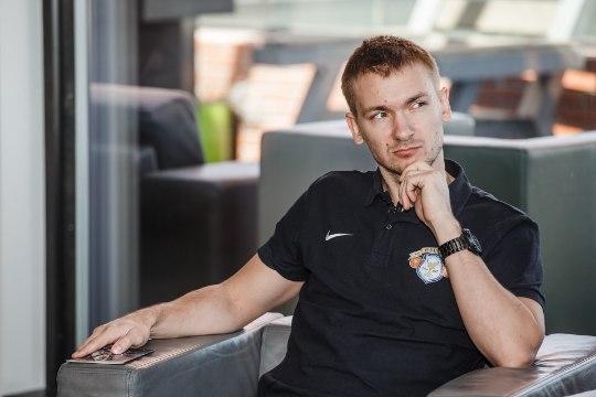 AJAKIRI BASKETBALL | Heiko Rannula: olen treenerina kordades enesekindlam kui mängijana