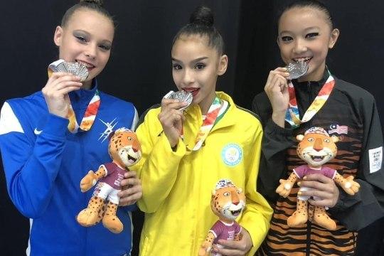 SUUREPÄRANE! Eestisse rändab veel üks noorte OMi medal