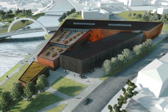 Tartu Ülikooli IT-maja projekteerimisviga läks maksma 400 000 eurot