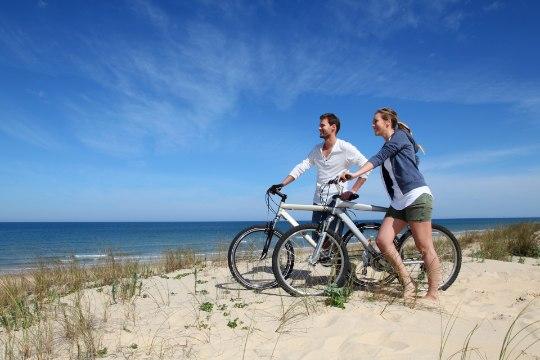 VIDEO   Kuidas rattaga liivasel pinnal sõita?