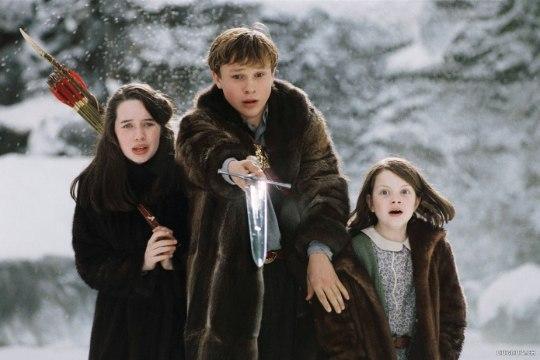"""Netflix ostis """"Narnia kroonikate"""" ekraniseerimisõigused"""