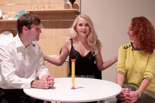 TV3 VIDEO   Brigitte Susanne Hunt küsis Martin Helmelt: miks sa kuri oled?