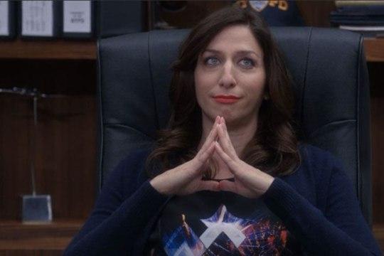 """Chelsea Peretti lahkub seriaalist """"Brooklyni jaoskond"""""""