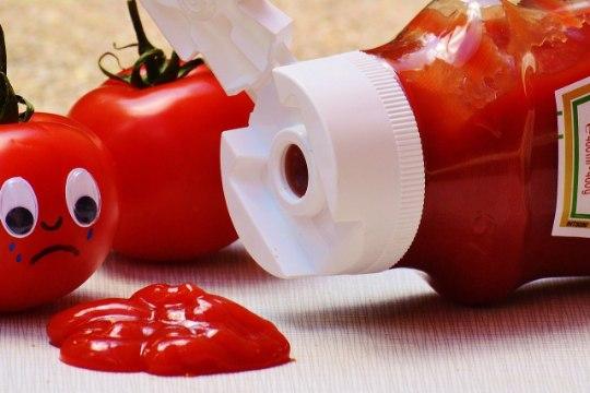 JAMA VÄRK: 7 põhjust, miks ei tohiks tarbida ketšupit