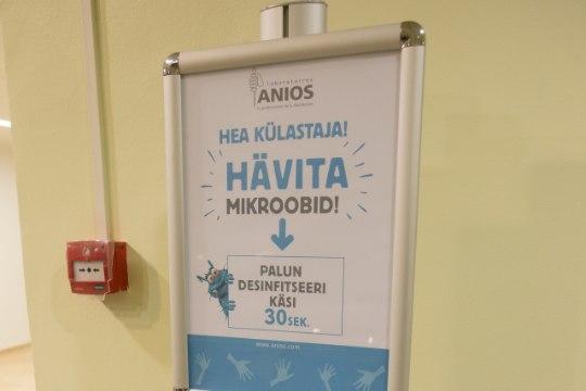 Tartu ülikooli kliinikumi ründasid sügelised: 44 töötajat on haiged
