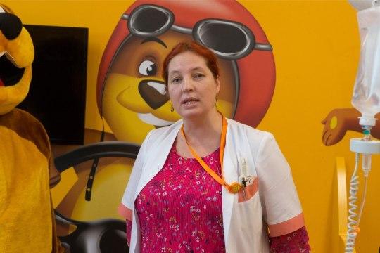 GALERII | Vähihaiged lapsed said uue värvikireva mängutoa