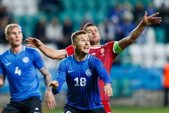 Varbaluu murdnud Karol Mets teatas Eesti koondise poolehoidjatele kurva uudise