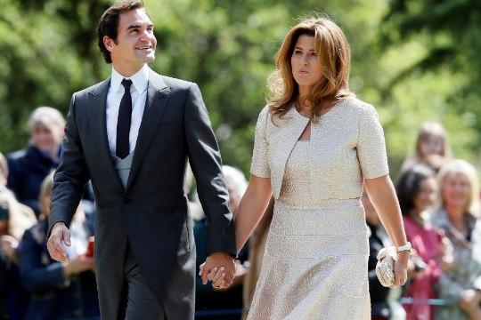 Legendaarne Federer murrab müüdi: tennis ja pereelu sobivad kokku küll!