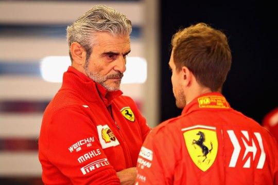 Ferrari boss kümneaastasest tiitlipõuast: me ei tohi võitmist karta