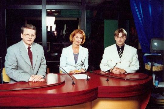 TOP 5 | Uudised juhivad! Millised saated ja sarjad on meie telekanalite ekraanidel kõige kauem jooksnud?